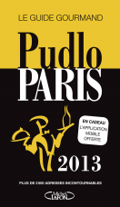 Pudlo Paris 2013